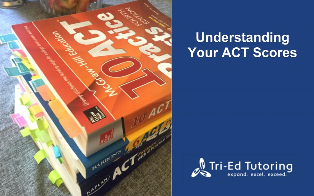 Understanding Your ACT Score Report