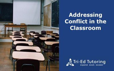 Addressing Conflict in the Classroom