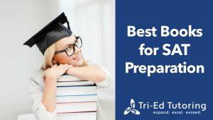 Best Books for SAT Prep 2018 2019