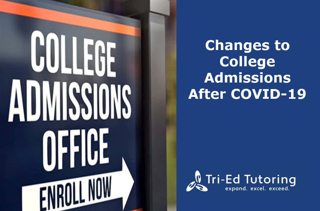 Changes to College Admissions After COVID-19