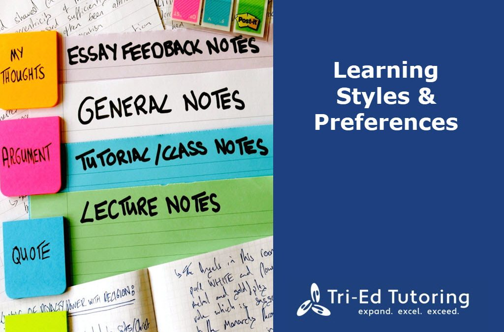 Learning Styles & Preferences