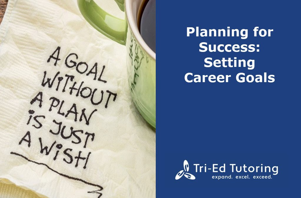 Planning for Success: Setting Career Goals, Part 4