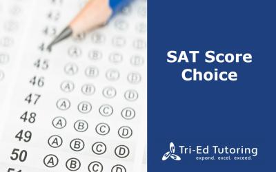 SAT Score Choice