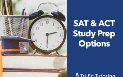 SAT/ACT Prep Study Options
