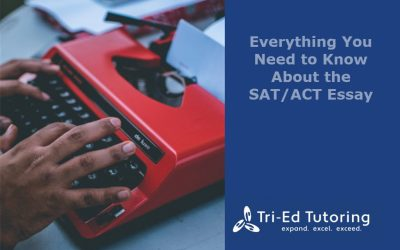 Everything You Need to Know About the SAT/ACT Essay