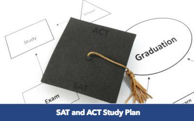 SAT/ACT Study Plan
