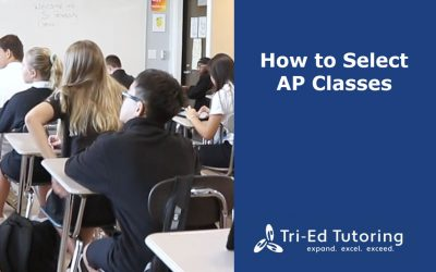 How to Select AP Classes