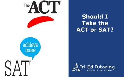 Should I Take the ACT or SAT?