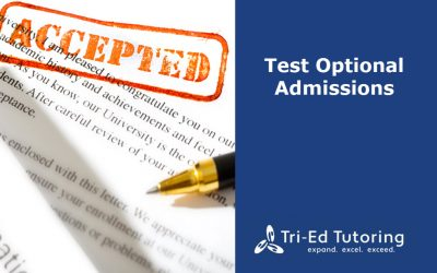 Test Optional Admissions