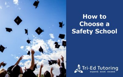 How to Choose a Safety School